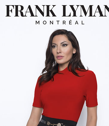 Chandail Frank Lymand 203044 rouge