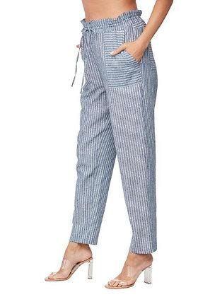 Pantalon Carré Noir 4406