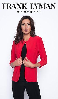 Veste Frank Lyman 173008 rouge, blanc, noir