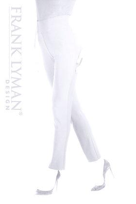 Pantalon Frank Lyman 082 blanc cassée