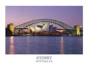 SYDNEY AUSTRALIA - Sydney Opera House