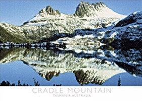 Cradle Mountain Tasmania Australia Postcard PC269