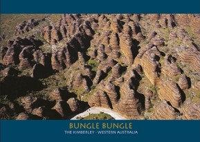 Bungle Bungle The Kimberley - Western Australia Postcard PC275