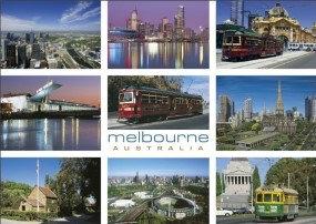 melbourne AUSTRALIA (9 Scene)