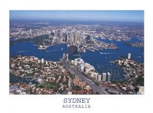 SYDNEY AUSTRALIA (Aerial)