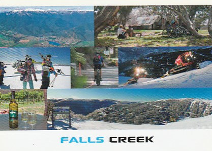 Falls Creek Victoria Australia PC249