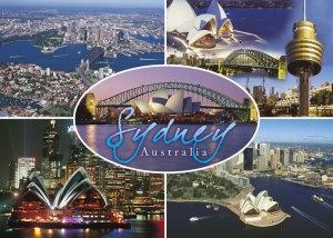 Sydney Australia (5 scene)