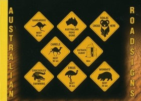 AUSTRALIAN ROADSIGNS