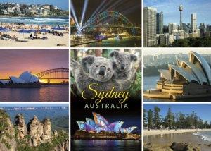 PC158 Sydney Australia (8 scene)