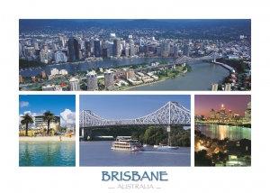 PC137 BRISBANE AUSTRALIA (4 scene)