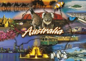 AUSTRALIA (Montage)