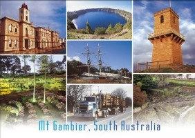 Mt Gambier South Australia PC238