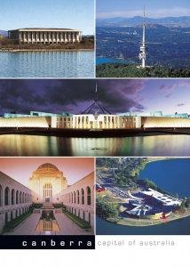 canberra capital of australia (5 scene)
