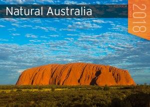 Natural Australia 2018 Calendar