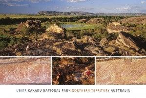 UBIRR KAKADU NATIONAL PARK NORTHERN TERRITORY AUSTRALIA PC175