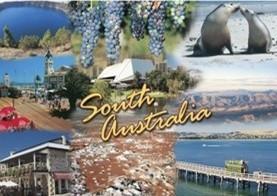 South Australia (Montage) PC181