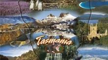 May 2021 - TASMANIAN POSTCARDS!