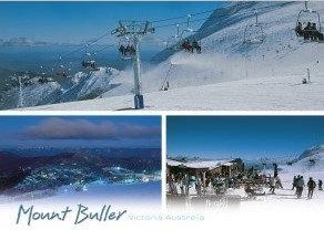 Mount Buller Victoria Australia PC178