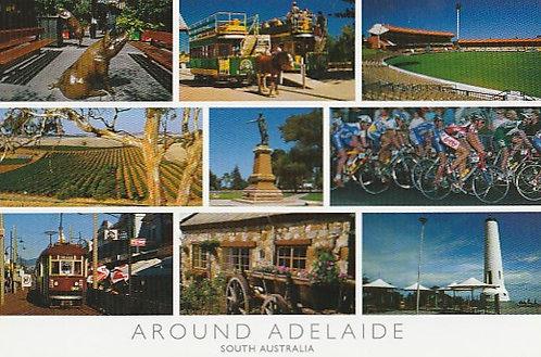Around Adelaide South Australia