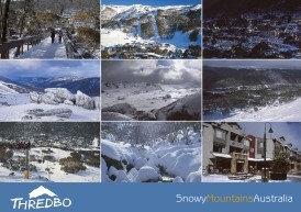 Thredbo Snowy Mountains Australia PC170