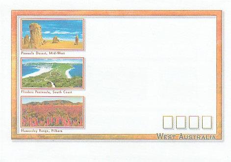 AE4 West Australia Scenes envelope front