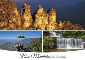 Blue Mountains Australia (3 scene) PC184