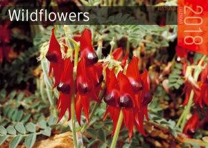 Wildflowers Australia 2018 Calendar