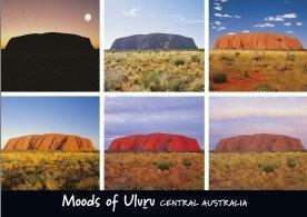 Moods of Uluru Central Australia PC186