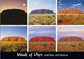 Moods of Uluru Central Australia PC 186