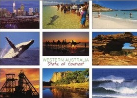 Western Australia State of Contrast