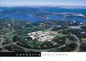 canberra capital of australia