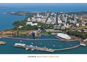 Darwin Northern Territory Aerial View PC244