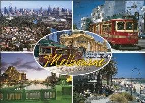 Melbourne Australia (5 scene)