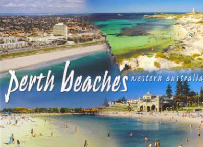 Perth Beaches Western Australia