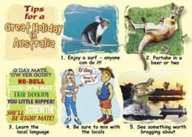 Tips for a Great Holiday in Australia PC204