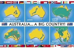 Australia - A Big Country PC210