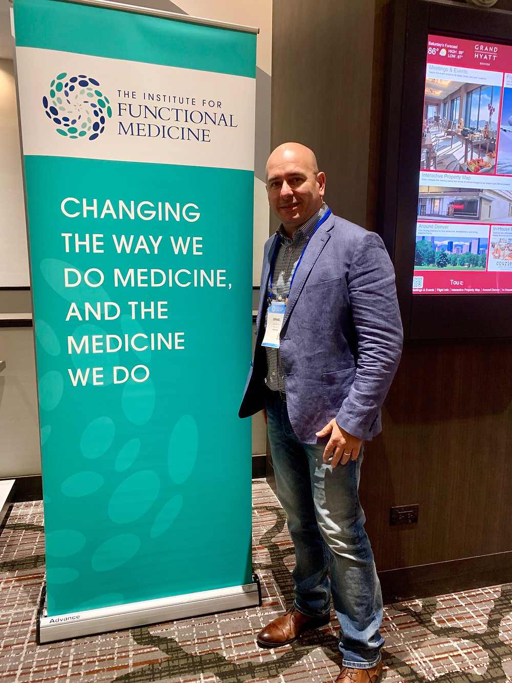 Hormone Conference in Denver, CO.  Julio, 2019