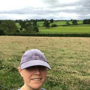 Alison in Cumbria