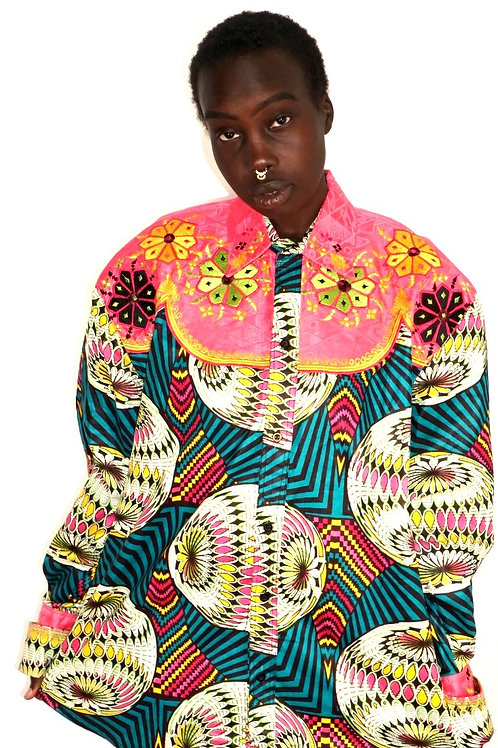 Custom Women's Western Shirt