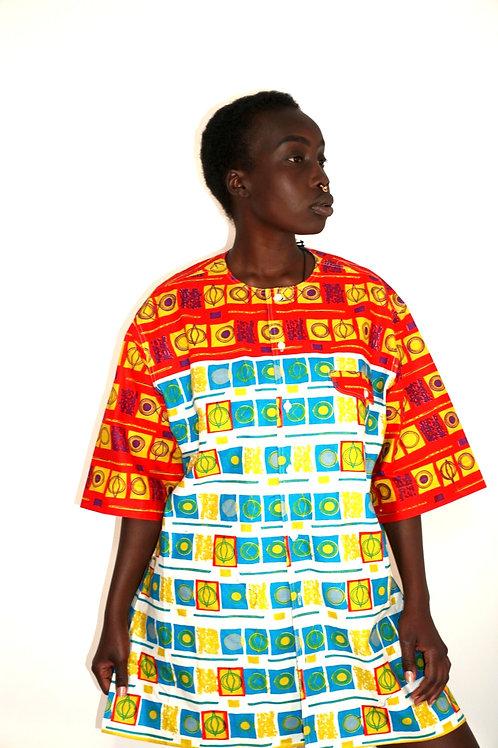 Unisex Designer Wax Shirt
