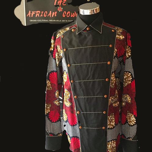 Vintage African Cowboy