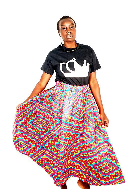 Women's Wax Skirt