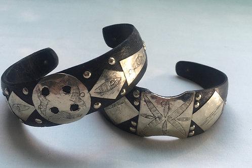 Mauritanien Horn Bracelets