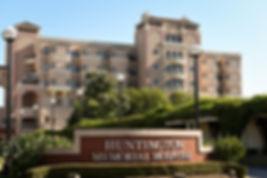 Huntington Memorial Hospital in Pasadena