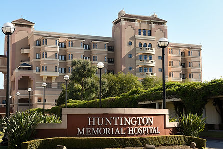 Huntington Memorial Hospital in Pasadena
