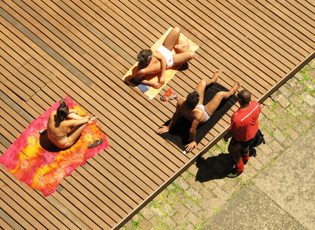Genetic influence on sun-seeking identified
