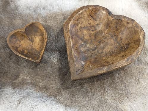 Lg. Heart Bowl