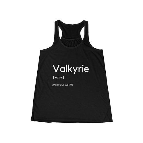 Valkyrie Racerback Tank