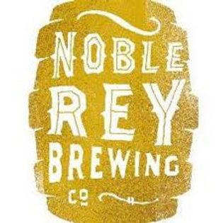 Noble Rey Brewing Co. Sticker - Set of 5