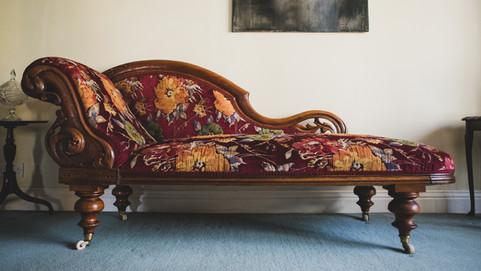 Antique Chaise Restoration